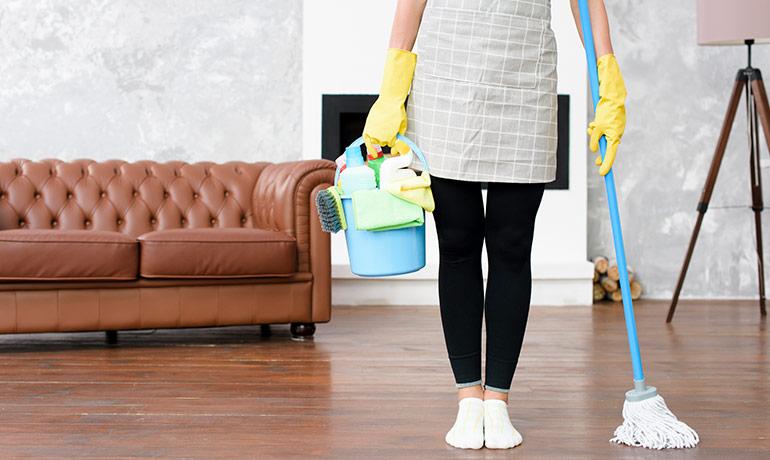 شركة تنظيف غرف النوم بالخرج